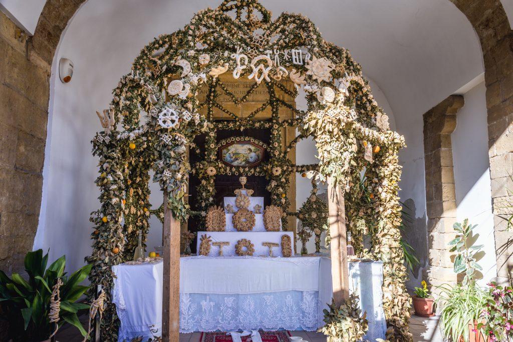 St. Joseph's Table - Salemi, Italy